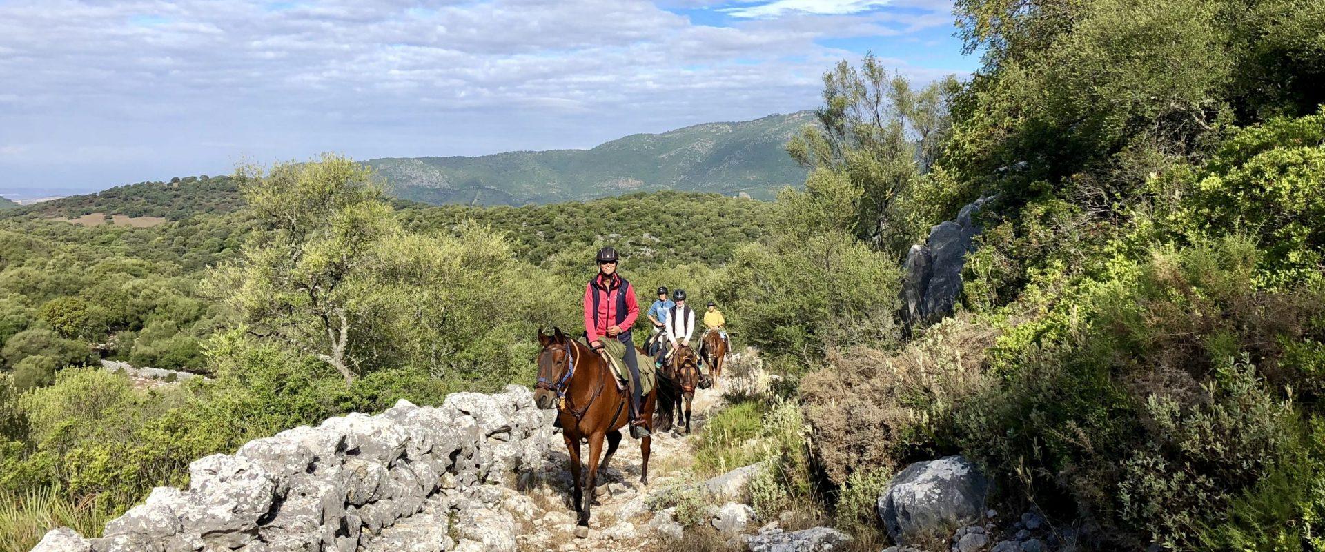 equiVentura - Wanderreiten in Andalusien